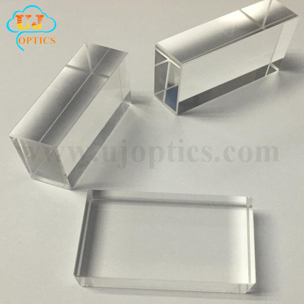 Fused silica IPL crystal