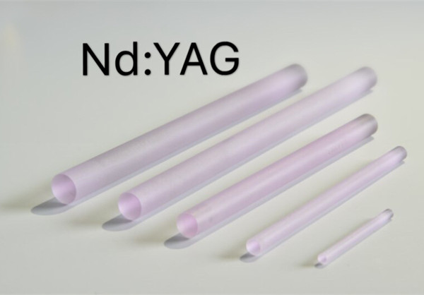 Nd Yag laser rod Yag Rod for laser cutting marking welding