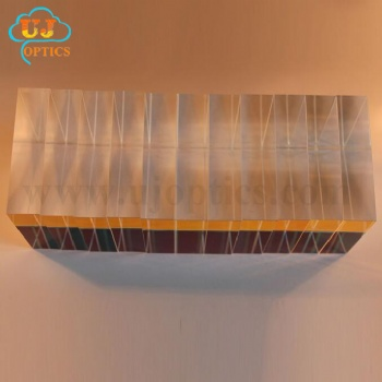 50x15x54.5 BK7 light guide IPL Crystal