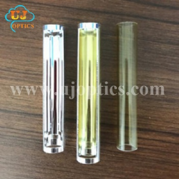 13*80mm best quality silver reflector tube used in ipl handle