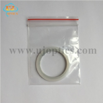 DNE laser parts Insulated square with pins Semicircle base Insulating ceramic ring Elastic rubber ring seal ring