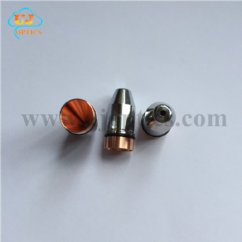 DNE Bright colored single layer nozzle